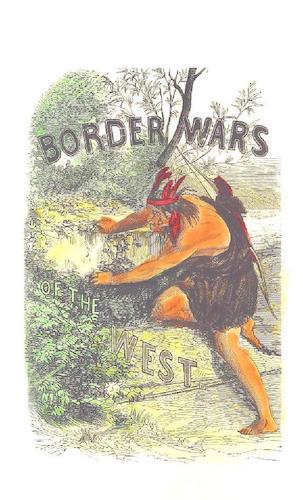Aquatint & Lithography - Border Wars of the West
