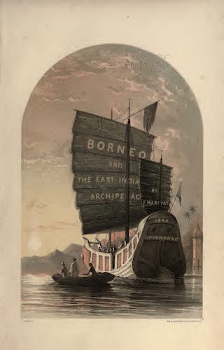 Borneo and the Indian Archipelago (1848)