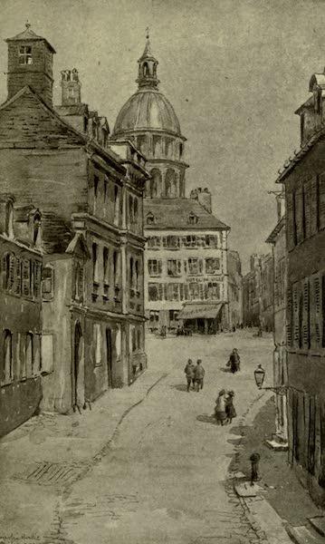 Boulogne, a Base in France - Rue du Puits d'Amour (1918)