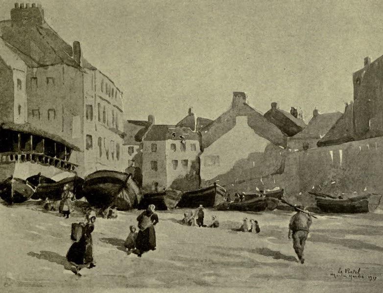 Boulogne, a Base in France - Le Portel (1918)