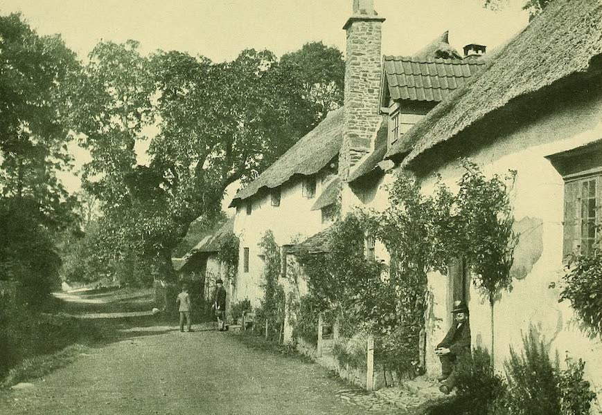 British Highways And Byways From A Motor Car - A Typical Byway (1908)