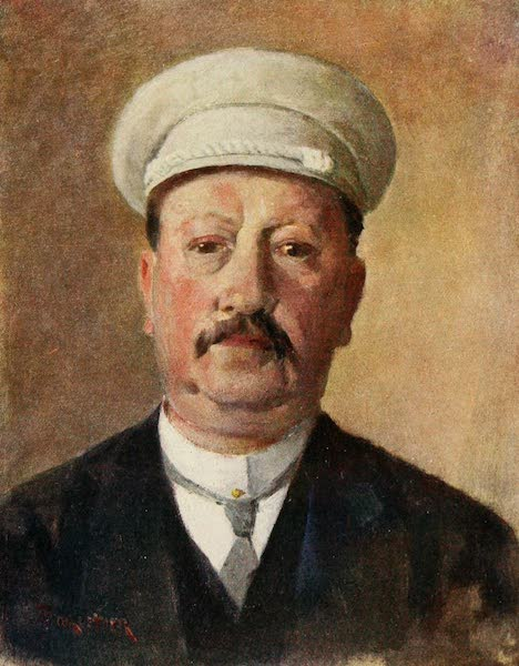 Bruges and West Flanders, Painted and Described - A Flemish Burgher (1906)