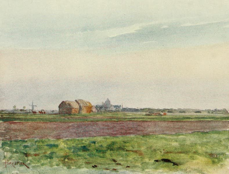 Bruges and West Flanders, Painted and Described - The Flemish Plain (1906)