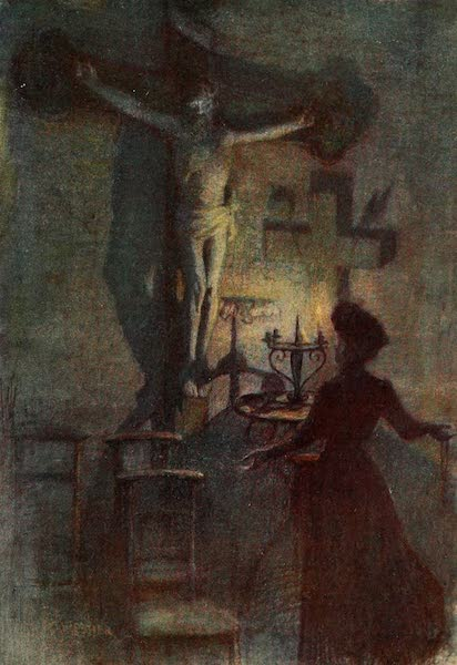 Bruges and West Flanders, Painted and Described - Furnes : In Ste. Walburge's Church (1906)
