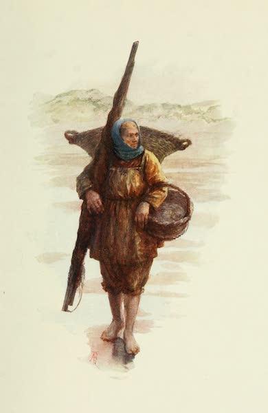 Bruges and West Flanders, Painted and Described - Coxyde: A Shrimper (1906)