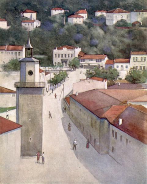 Bulgaria - Sistov, on the Danube (1915)