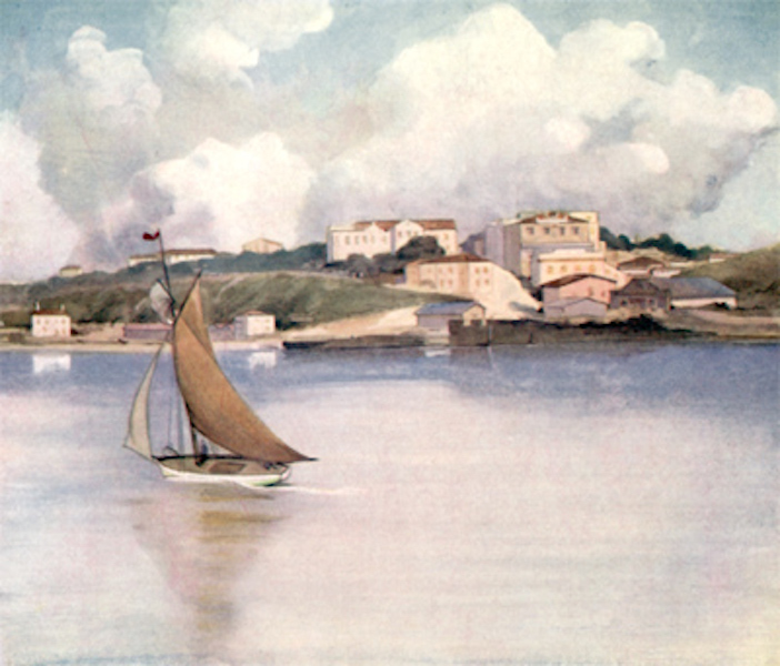 Bulgaria - Roustchouk, on the Danube (1915)