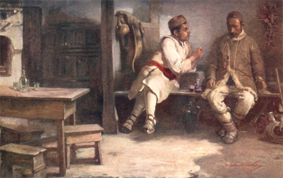 Bulgaria - A Grave Question (1915)