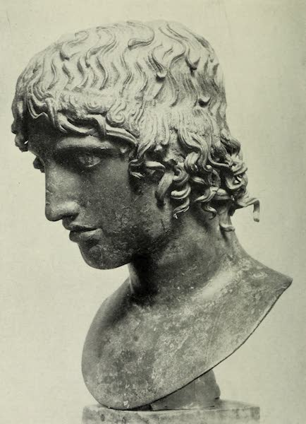Buried Herculaneum - Apollo (bronze) (1908)