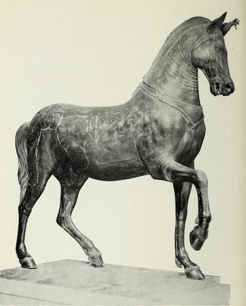 Buried Herculaneum - The Bronze Horse (1908)
