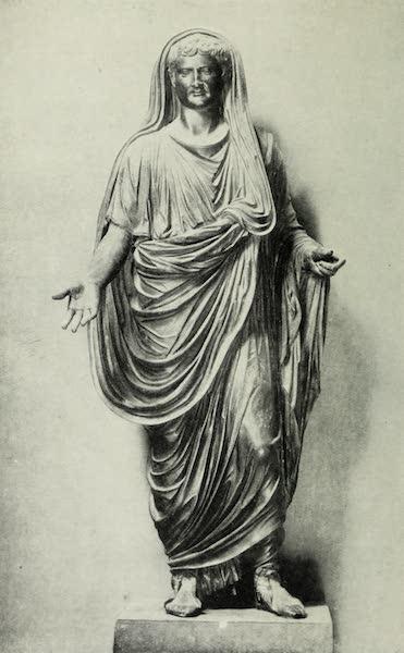 Buried Herculaneum - Claudius Nero Drusus (1908)