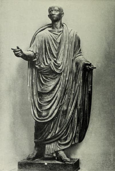 Buried Herculaneum - Lucius Mammius Maximus (1908)