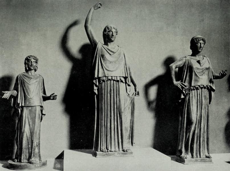 Buried Herculaneum - The Actresses or Dancers [II] (1908)