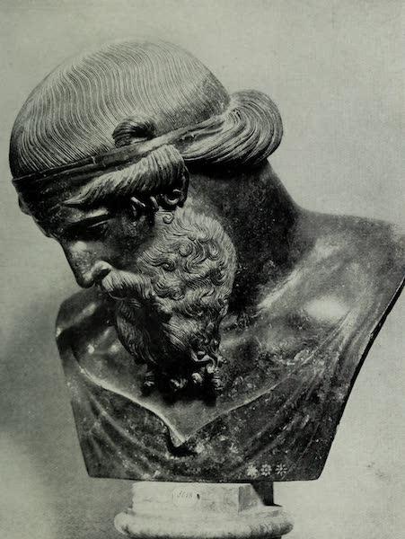 Buried Herculaneum - Dionysus or Plato (? Poseidon) (1908)