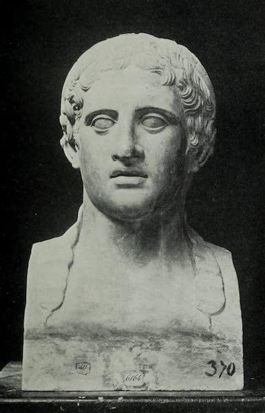 Buried Herculaneum - Ideal Head (marble) (1908)