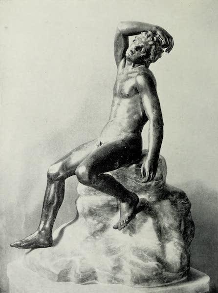 Buried Herculaneum - The Sleeping Faun (1908)