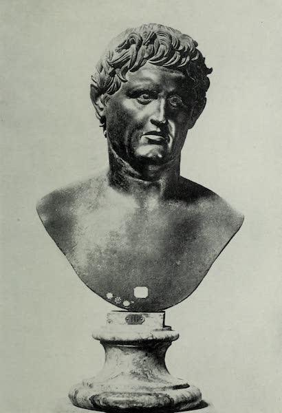 Buried Herculaneum - Ptolemy Soter I. (? Seleucus Nicator I.) (1908)