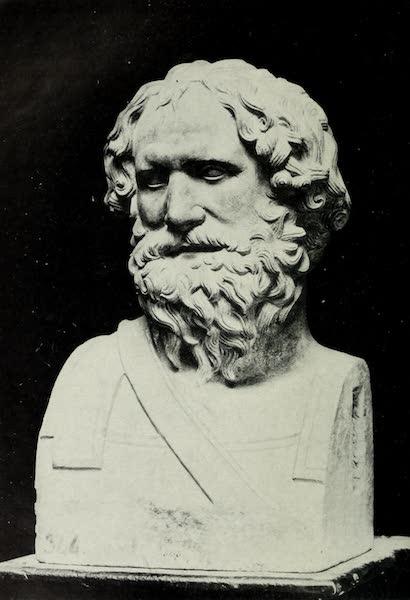 Buried Herculaneum - Archimedes (? Archidamus III. : marble) (1908)