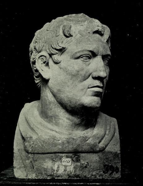 Buried Herculaneum - Attilius Regulus (? Philetairus of Pergamum : marble) (1908)
