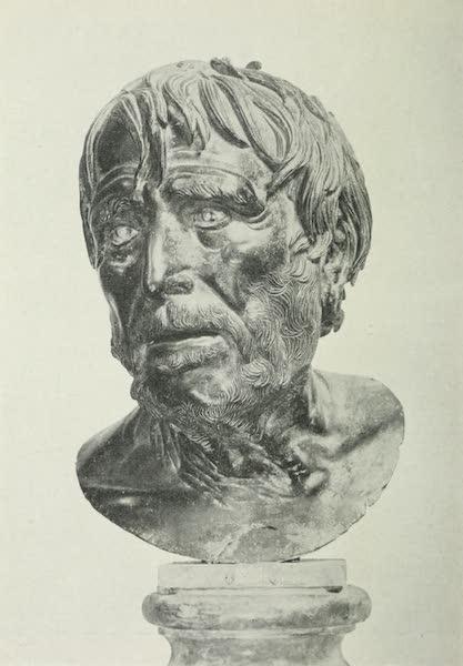 Buried Herculaneum - Pseudo-Seneca (? Philetas of Cos) (1908)