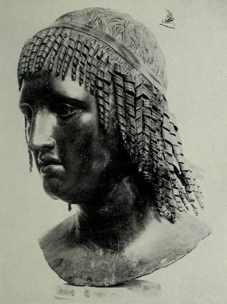 Buried Herculaneum - (?) Berenice (1908)