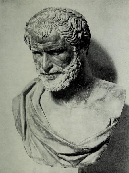 Buried Herculaneum - Heraclitus (1908)