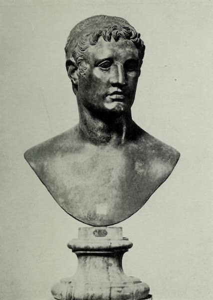 Buried Herculaneum - Ptolemy Lathyrus (1908)