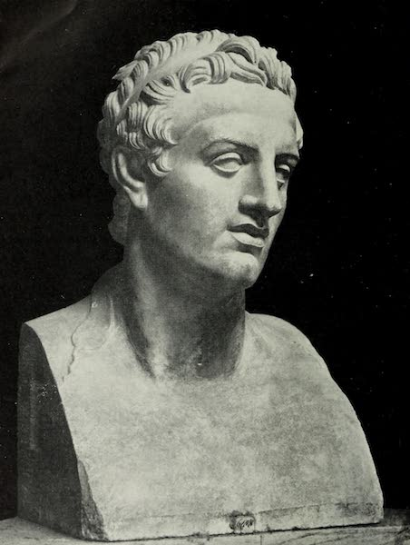 Buried Herculaneum - Ptolemy Soter II. (marble) (1908)