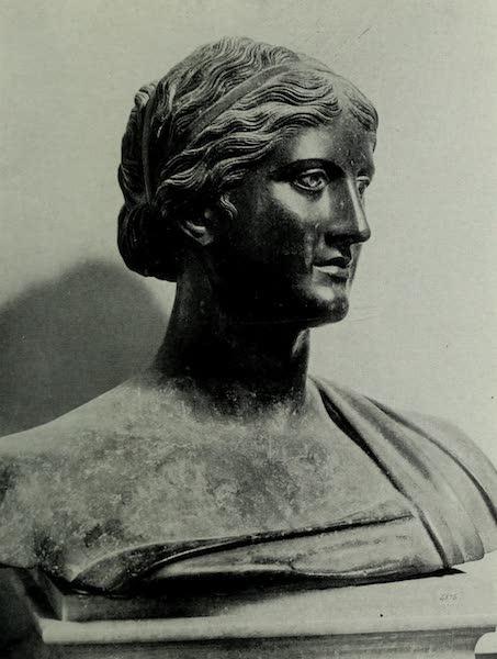 Buried Herculaneum - Sappho (1908)