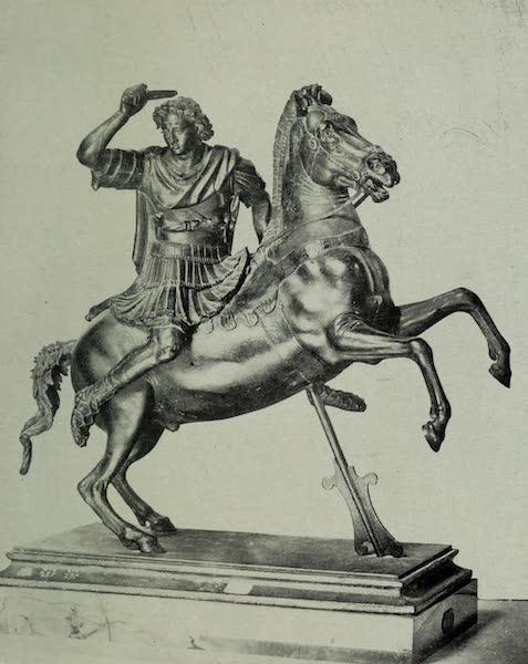 Buried Herculaneum - Alexander on Horseback (1908)