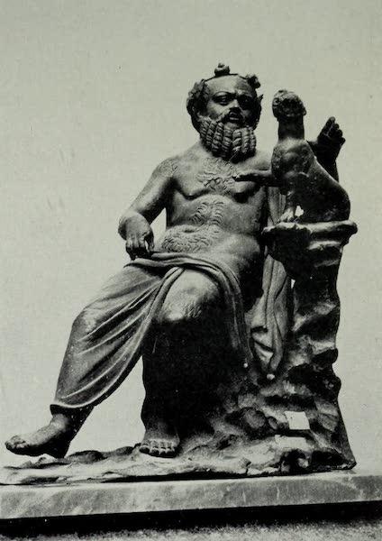Buried Herculaneum - Silenus (1908)