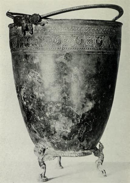 Buried Herculaneum - A Water-pot (silver) (1908)