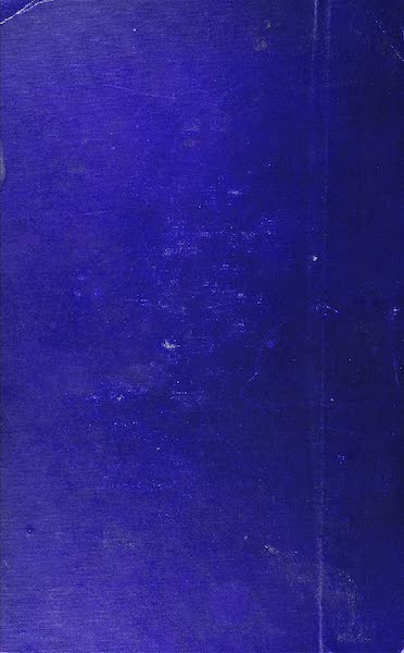 Buried Herculaneum - Back Cover (1908)