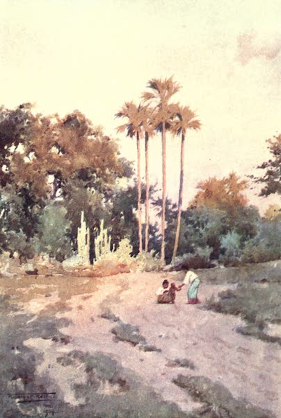 Burma, Painted and Described - First Steps (1905)