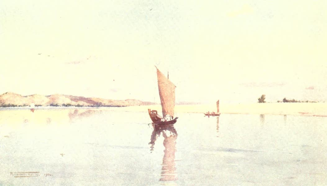 Burma, Painted and Described - Drifting (1905)