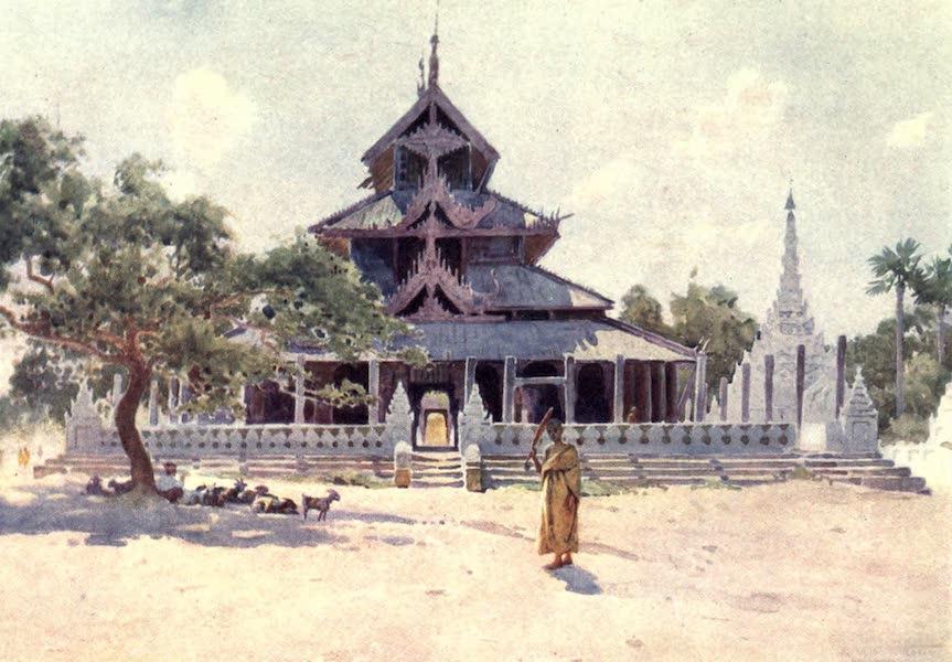 Burma, Painted and Described - A Zeyat - Mandalay (1905)
