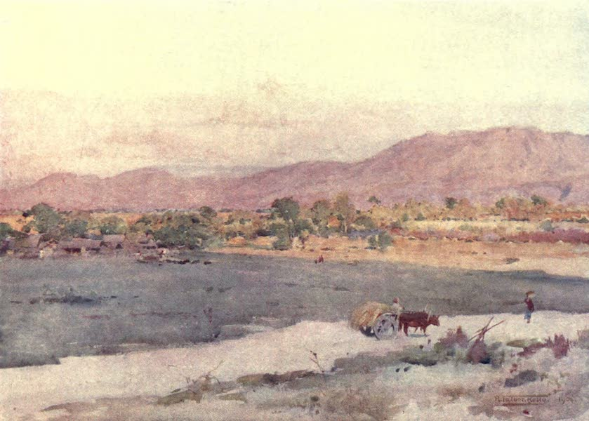 Burma, Painted and Described - The Road to Mandalay (1905)