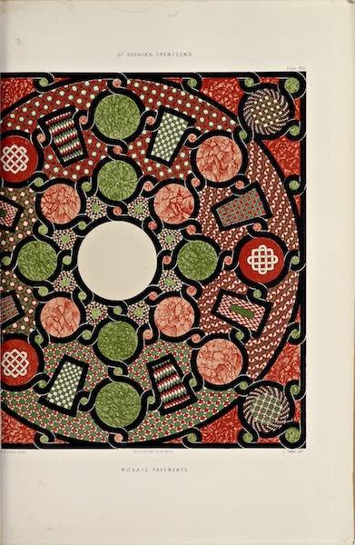 Byzantine Architecture - Mosaic Pavements [II] (1864)
