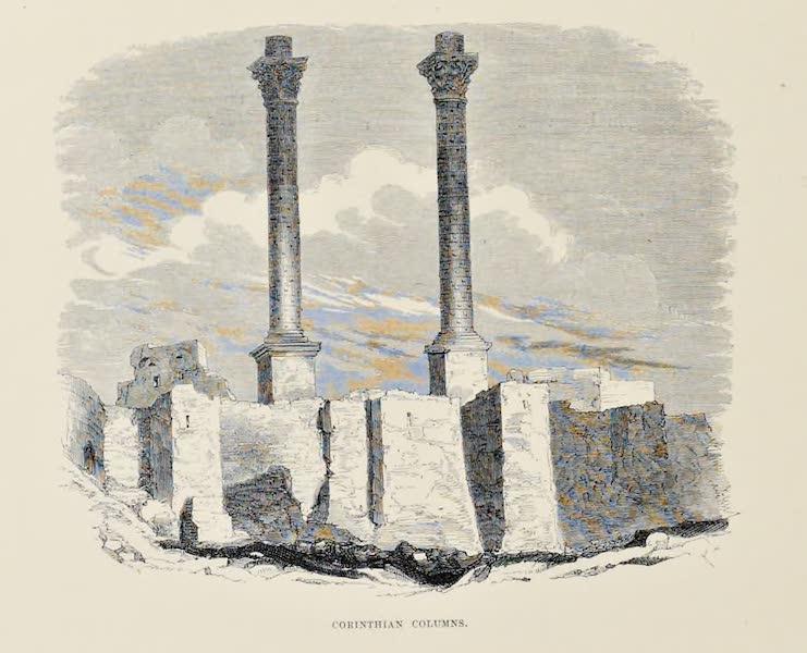Byzantine Architecture - Corinthian Columns (1864)