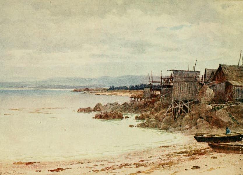 California : The Land of the Sun - Pescadera, a Chinese Fishing Village, Monterey Bav (1914)