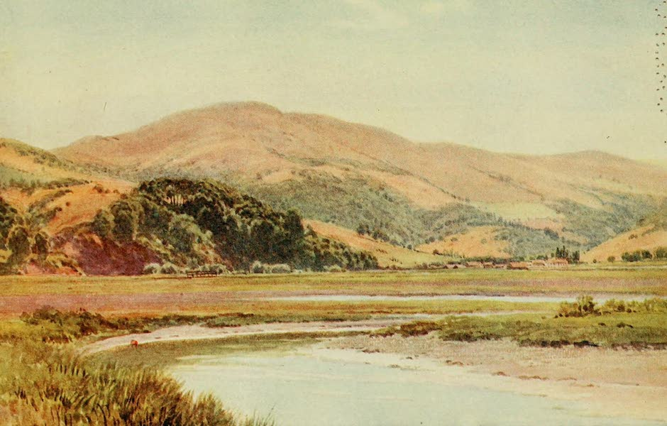 California : The Land of the Sun - Mill Valley, and Backwater of San Francisco Bay (1914)