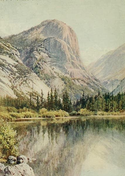 California : The Land of the Sun - Mirror Lake, Yosemite (1914)