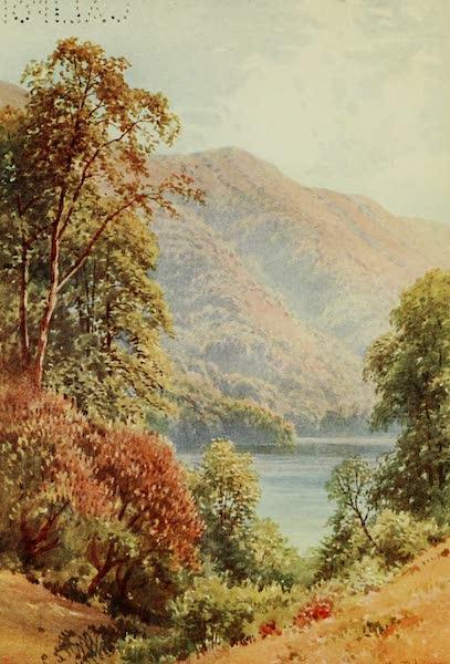 California : The Land of the Sun - Laurel Lake, Upper Sacramento (1914)