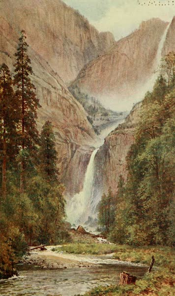 California : The Land of the Sun - Yosemite Falls (1914)