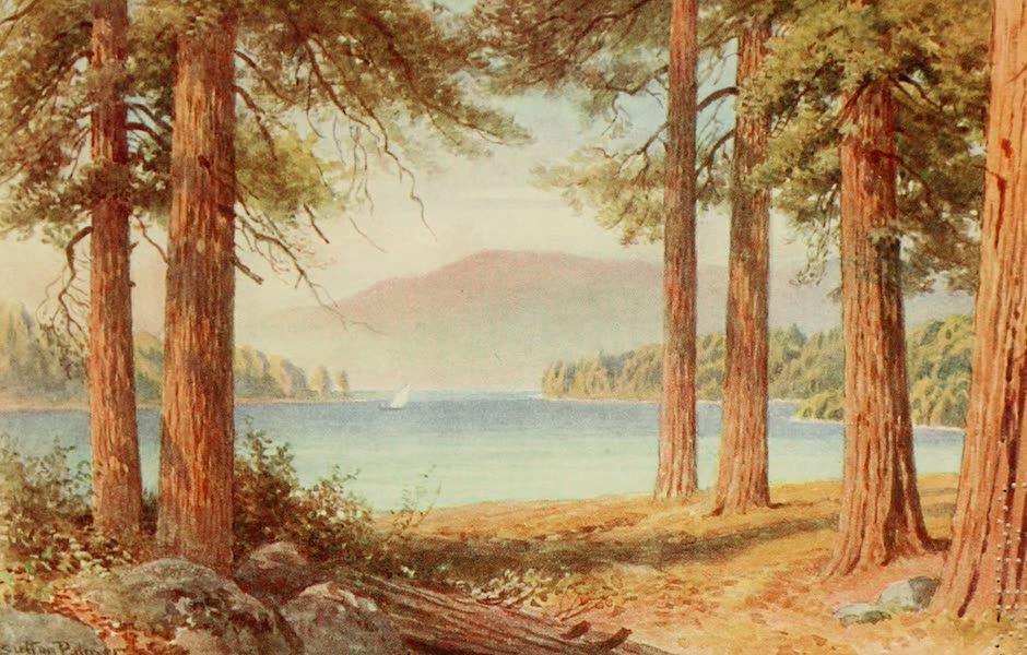 California : The Land of the Sun - Lake Tahoe, the High Sierras (1914)