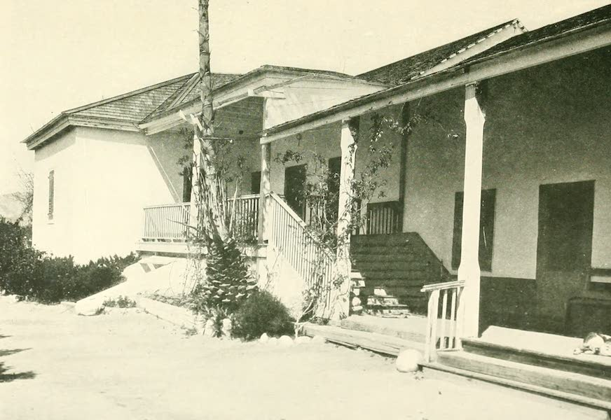 California the Wonderful - Ramona's home, Camulos (1914)