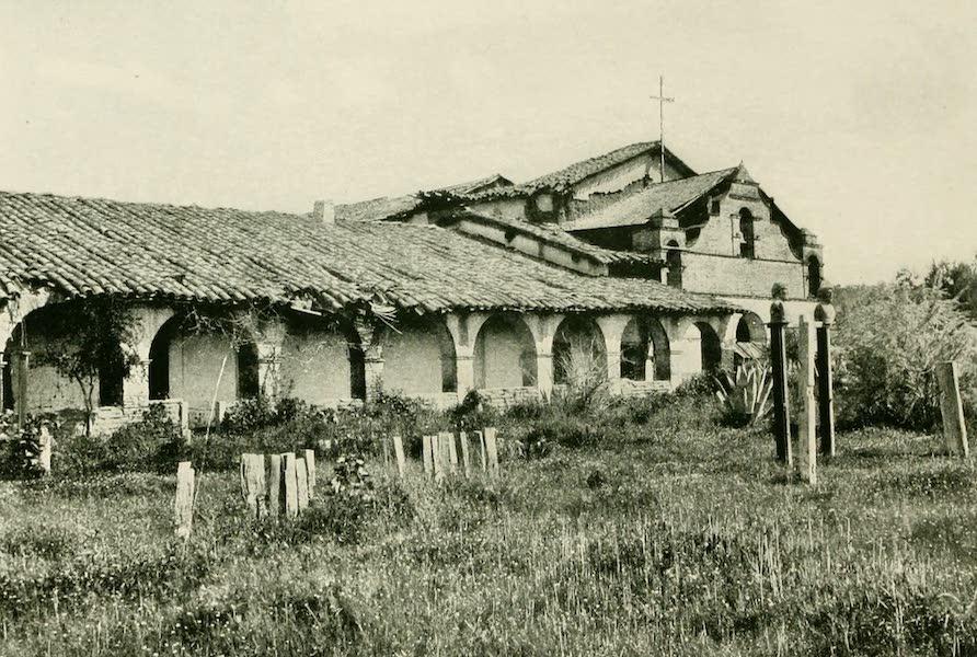 California the Wonderful - The Mission of San Antonio (1914)