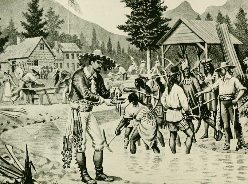 California the Wonderful - The discovery of gold in California (1914)