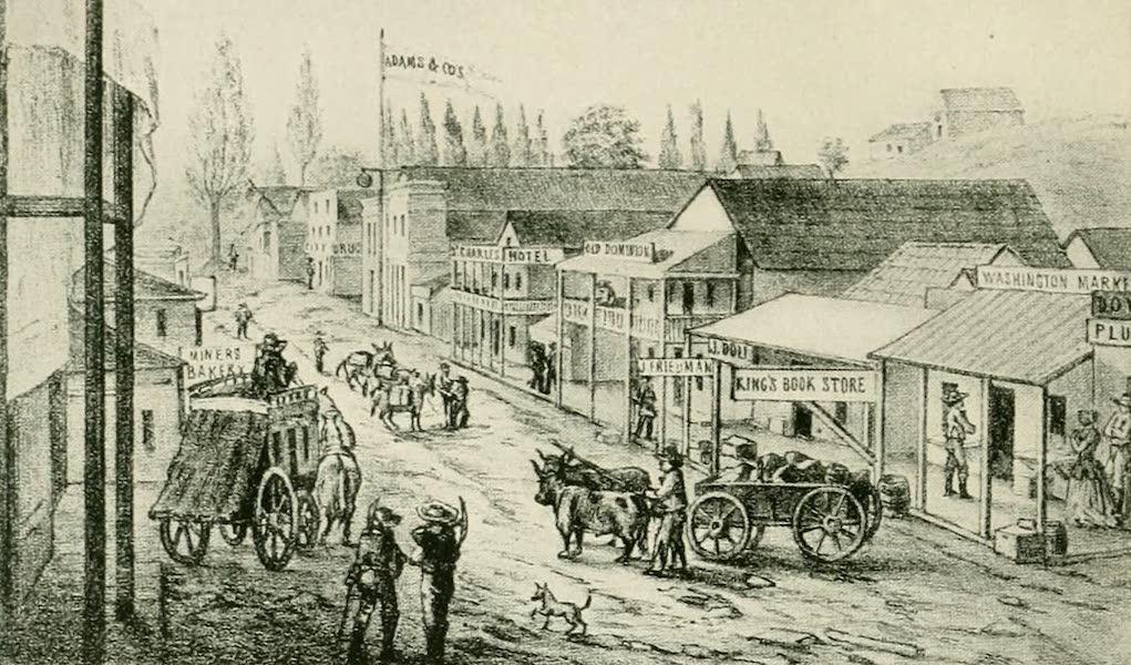 California the Wonderful - Shasta City, 1855 (1914)