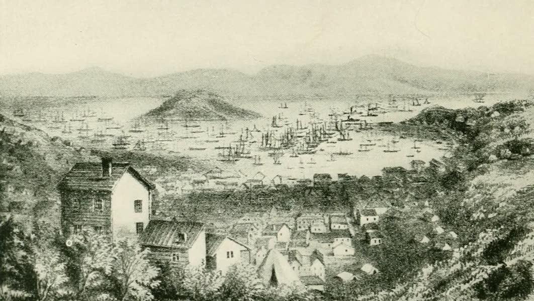California the Wonderful - The harbor of San Francisco in November, 1849 (1914)